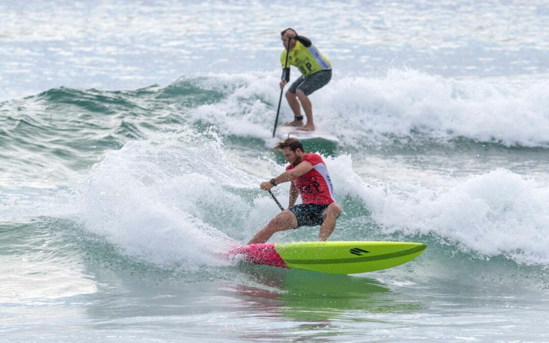 Huge Opening Day at the 2018 Hyundai Australian SUP Titles Presented by SAE Group on the Gold Coast